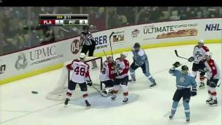 Ben Lovejoy Shoots, He Scores! (Paul Steigerwald With The Call) (3/27/11) [HD]