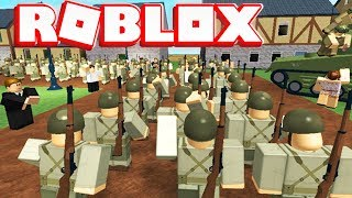 He Cant Be STOPPED!  - Roblox Army Simulator | JeromeASF Roblox
