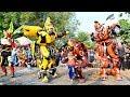 Download lagu DJ Haning Atraksi Robot odong odong Karawang MKG di Cabang Bungin 25 September 2019 Mp3