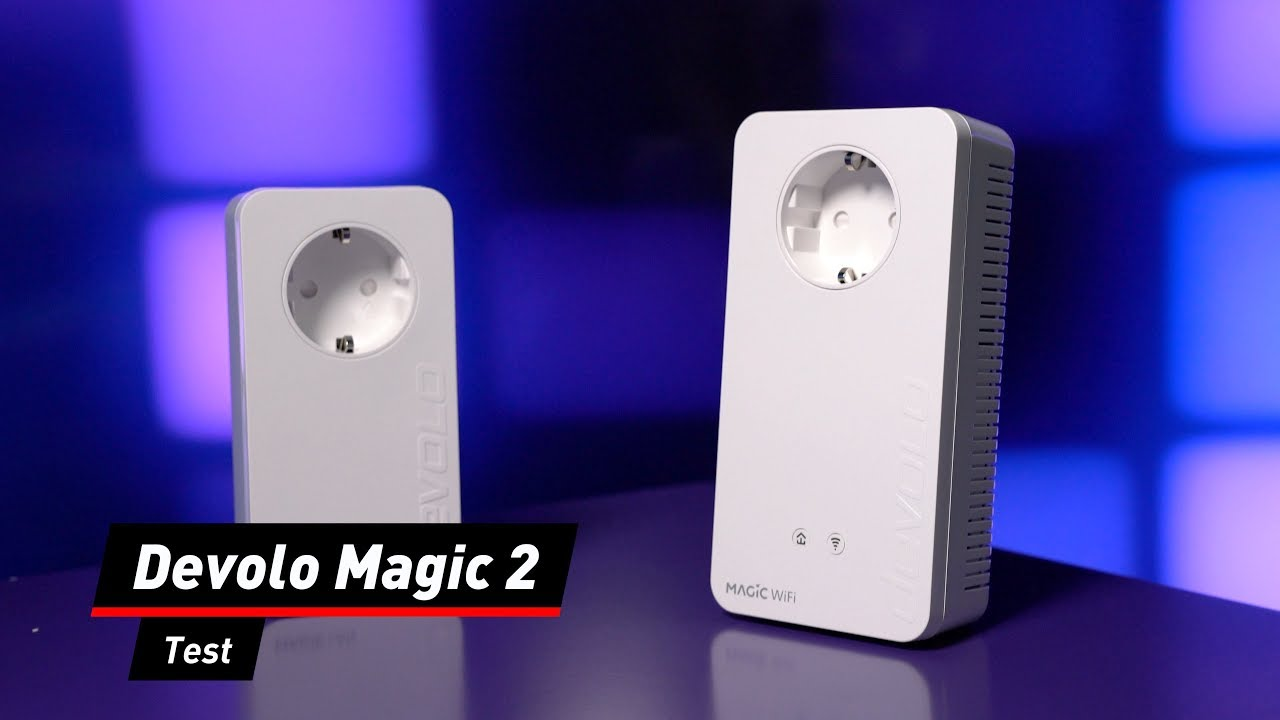 Devolo Magic 2 WiFi: Devolo-Adapter im Praxis-Test!
