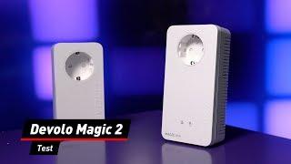 Devolo Magic 2 WiFi: Devolo-Adapter im Praxis-Test!