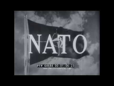 1950s NATO - PRODUCED   ICELAND DOCUMENTARY FILM  REYKJAVIK 64684