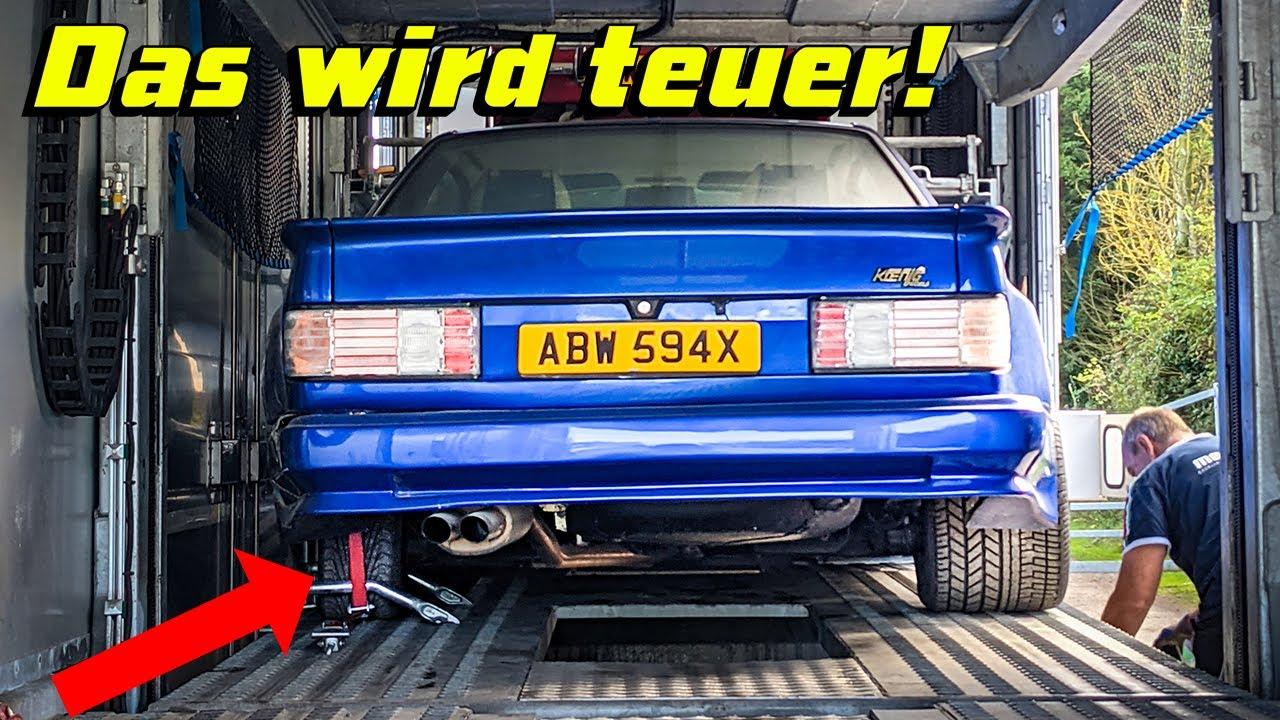 Download Danke Brexit! Unfallauto-Import FAST unmöglich! | Mercedes Koenig Specials 500SEC