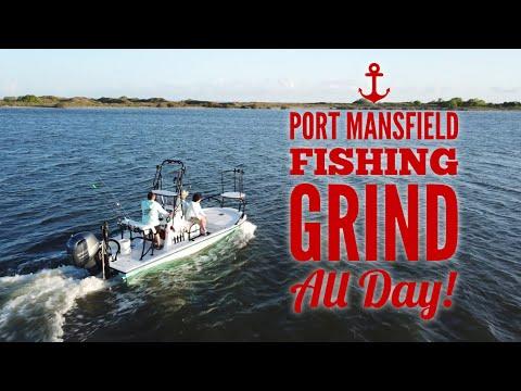 Port Mansfield Laguna Madre Fishing 2020