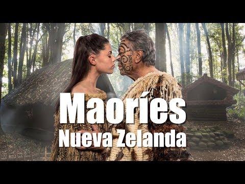 Maori Culture - Cultura Maorí. New Zealand - Nueva Zelanda