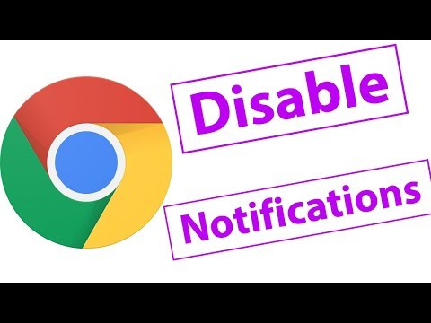 How To Disable/Turn Off Google Chrome Notifications On Windows Pc