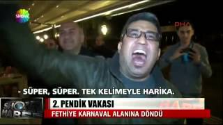 Fethiye Halkı - Fenerbahçe Maçından Sonra Koptu.. (04.12.2013)