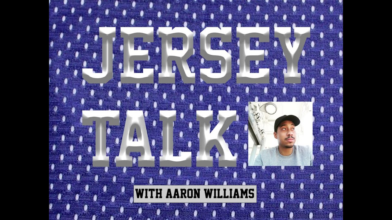 Jersey Talk: Aaron Williams Celebrates Real Los Angeles & Clippers