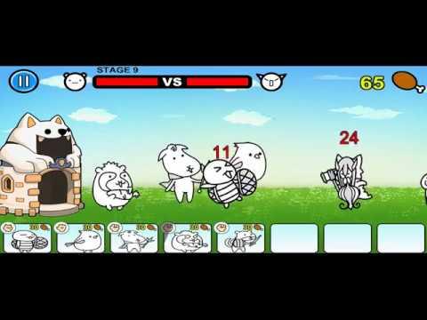 뽀얀 동물들 귀여운 게임