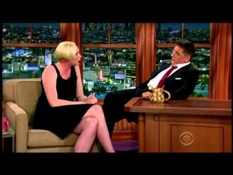 Gwendoline Christie on The Late Late Show with Craig Ferguson