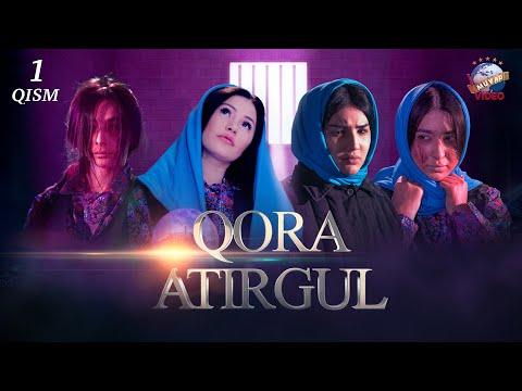 Qora Atirgul (o'zbek Serial) | Кора атиргул (узбек сериал) 1-qism
