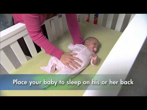 Safe Sleep for Babies: Learn How