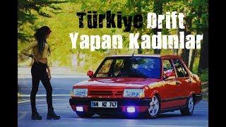 Türkiye Drift Yapan Kadınlar