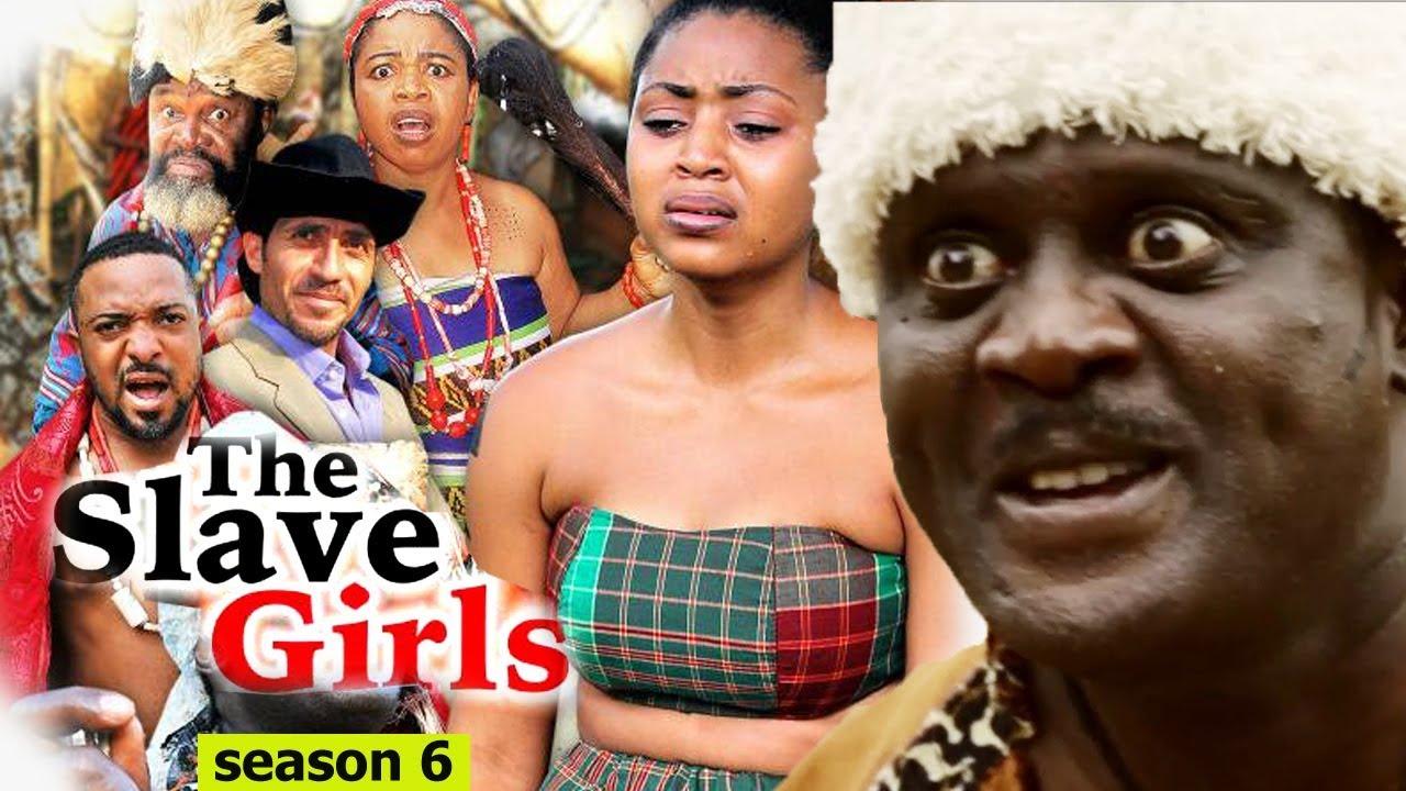 Download The Slave Girls Season 6 Finale - Regina Daniels 2018 Latest Nigerian Nollywood Movie Full HD