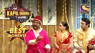 Rajesh Arora ने इस Couple के Honeymoon पर डाला बाधा! | The Kapil Sharma Show Season 2 | Best Moments