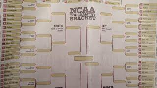 Karceno 2018 NCAA Bracket Selection