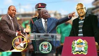 Lusinge, Kinana, Nape Akamatwe Kamtukana Rais Magufuli Mshamba CCM Wameibuwa Mazito Leo