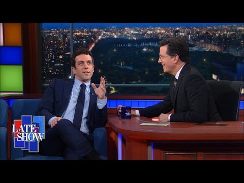B.J. Novak Stole Someone's Identity When He Was 14