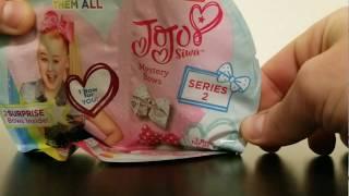 {BLIND BAGS} JoJo Siwa Series 2 & 3 Mystery Bows