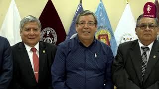 Tema: Rector de la UNMSM es elegido presidente de la ANUPP