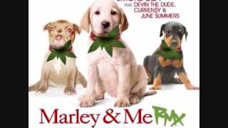 Smoke DZA feat. Devin the Dude, Curren$y, and June Summers - Marley and Me [Remix]