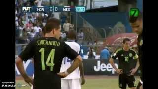 MEXICO 2 - 0 HONDURAS GOL TECATITO TM CORONA JURGEN DAMM HD MEXICOR2018