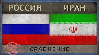РОССИЯ vs ИРАН ✪ Военная сила [2018]