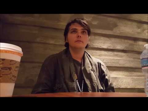Gerard way interview 2016