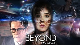 Beyond: Two Souls - The Movie - Full 1080p HD - All Story and Cutscenes {Part 1 of 4}