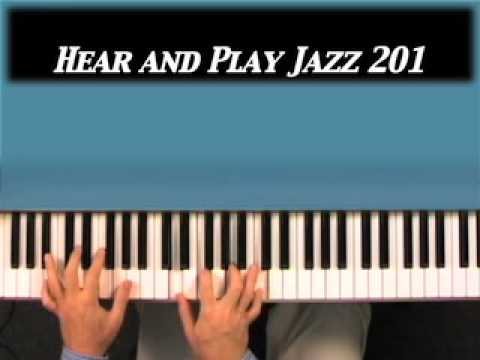 Piano piano chords techniques : Hear and Play Jazz 201: Voicing Techniques and Finding Chords ...