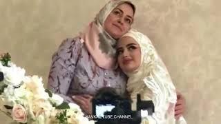 Красивая чеченская невеста 2018 II Чеченская свадьбе в доме торжеств Firdaws
