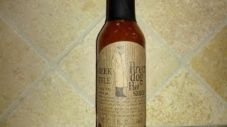 "Pretty Dog Hot Sauce ""greek Style"" Review"