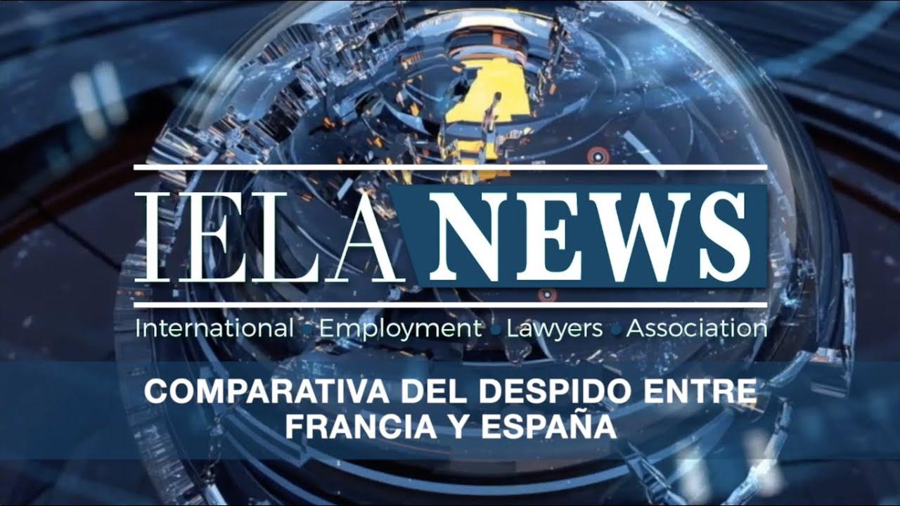 Comparativa del despido entre Francia y España