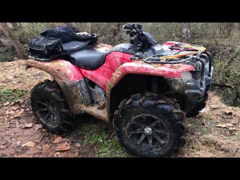 2017 Honda Rancher 420 DCT IRS 1000 mile review!!