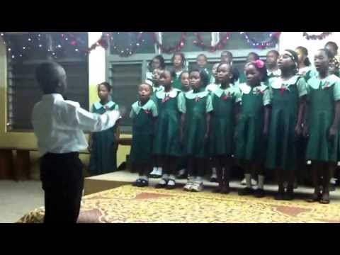 Silent Night by the Children of Freedom Baptist Academy Tako