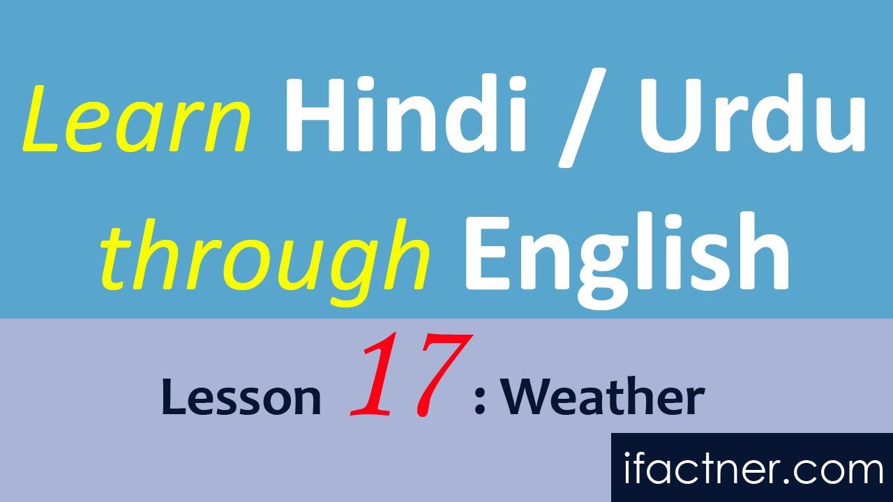 Learn Hindi - Free Hindi Lessons | L-Lingo