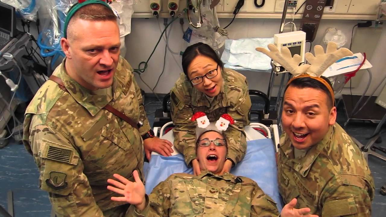 12 Days of Christmas - Military Style - YouTube