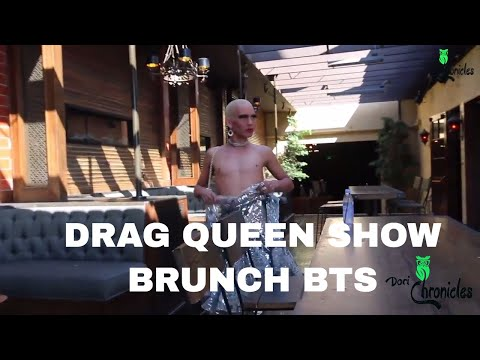 Being Fabulous In This Summer Heat Drag Queen Brunch The Abbey