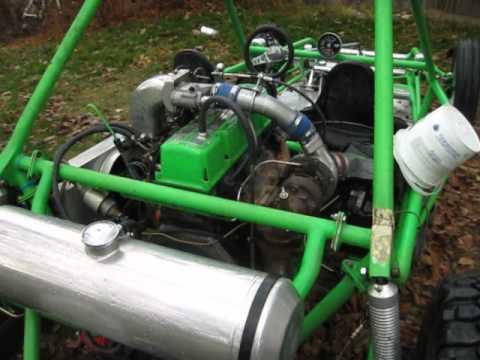 Turbo Efi Mid Engine 2 3 Sandrail For Sale