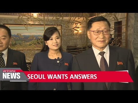 South Korea wants answers after North Korea cancels inspection trip to check performance venues