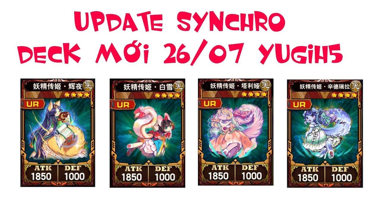 Review nhẹ Deck mới ra mắt tại Tàu-Game giải trí YUGIH5