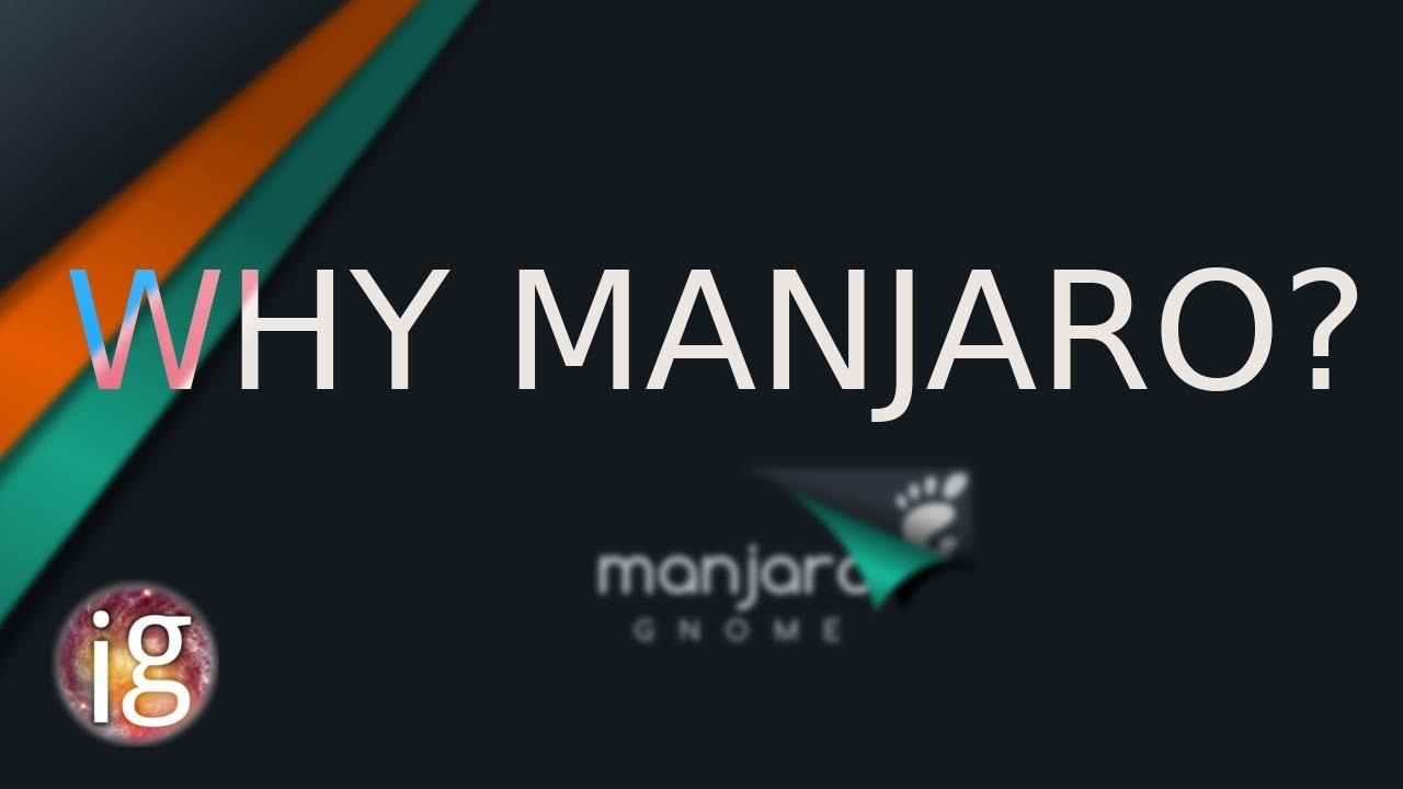 manjarolinux