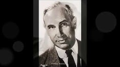 Porträt über Charles Regnier