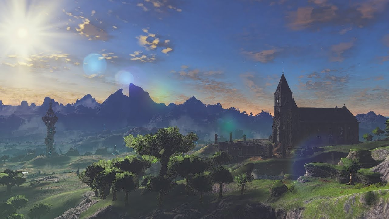 The Best Video Game Virtual Backgrounds For Zoom Allgamers
