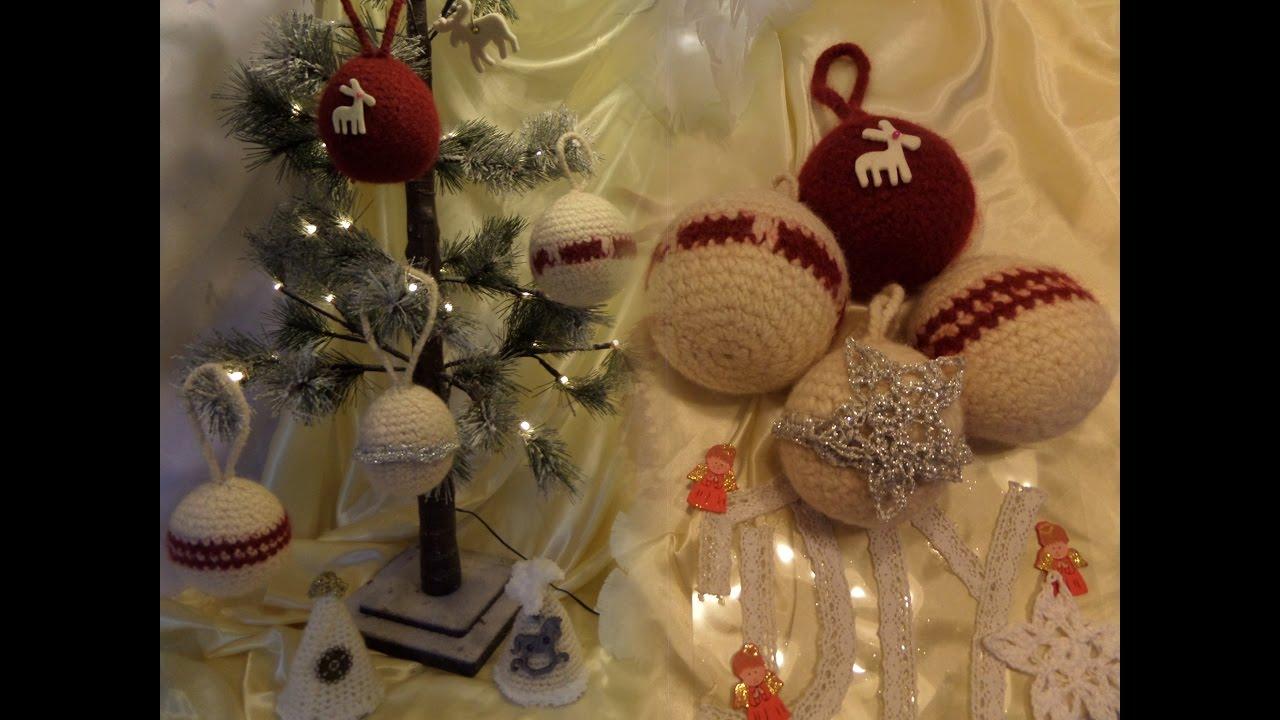 diy 7 deko kugeln weihnachtskugeln selbermachen aus filzwolle oder wolle youtube. Black Bedroom Furniture Sets. Home Design Ideas
