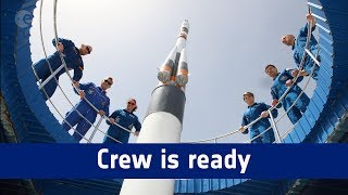 Horizons mission – crew is ready