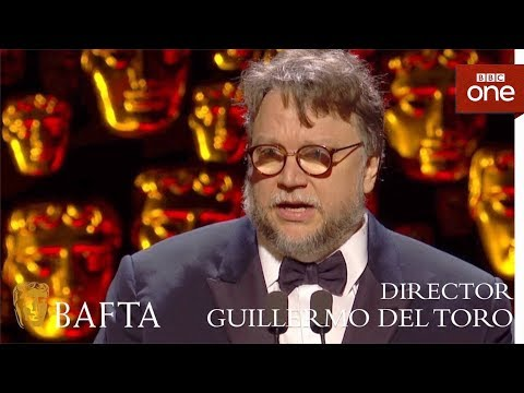 Guillermo Del Toro wins Best Director BAFTA - The British Academy Film Awards: 2018 - BBC One
