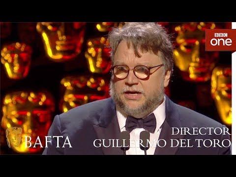 Guillermo Del Toro wins Best Director BAFTA - The British Academy Film Awards: 2018 - BBC One