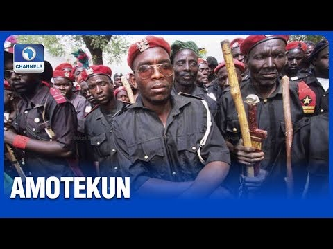 National Security Ban On 'Amotekun' Sparks Nationwide Debate