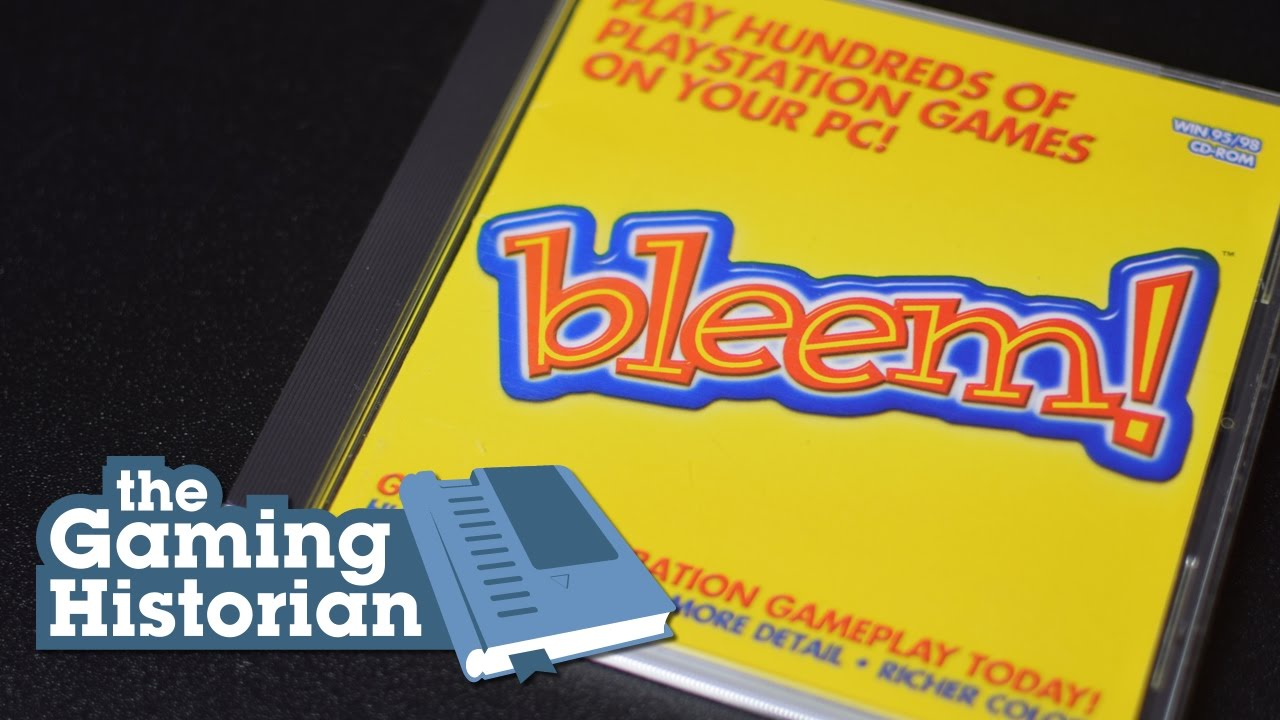 The history of bleem! • Eurogamer net